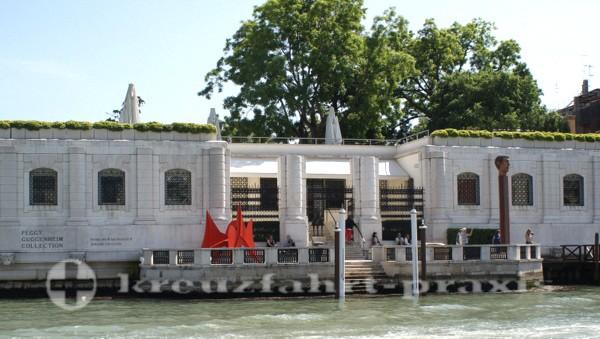 Collezione Peggy Guggenheim am Canal Grande