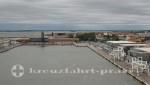 Venedigs Kreuzfahrthafen