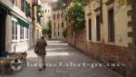 Venedigs gepflegte Straßen