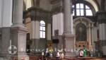Innenraum der Basilika Santa Maria della Salute