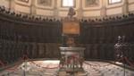 Venedig - Chorgestühl in der Basilika San Giorgio Maggiore