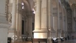 Venedig - Mittelschiff der Basilika San Giorgio Maggiore