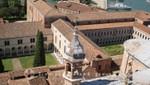 Venedig - Basilika San Giorgio Maggiore - Kloster Innenhof