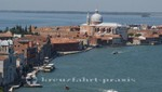 Venedig - Isola Giudecca mit il Redentore