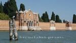 Venedig - Friedhofsinsel San Michele