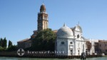 Venedig - San Michele und Capella Emiliani