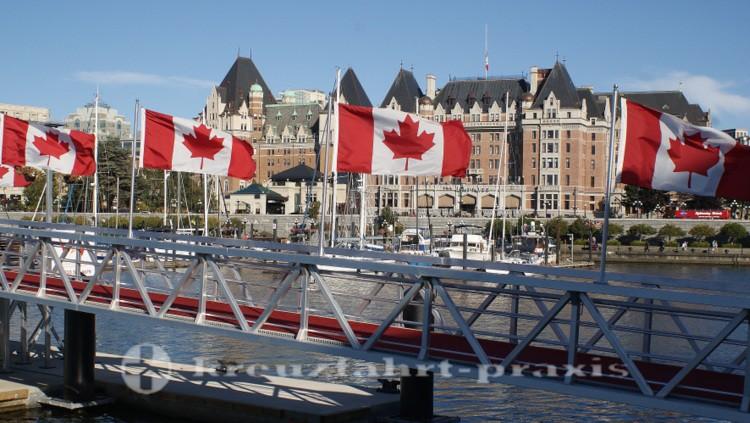 Victoria BC in Kanada