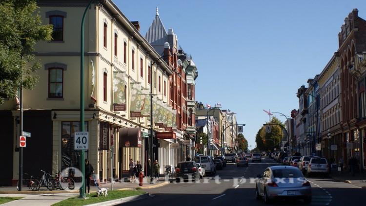 Victoria - Johnson Street