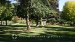 Die gepflegte Parklandschaft der Butchart Gardens
