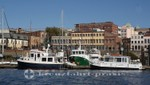 Hafenfront mit Booten