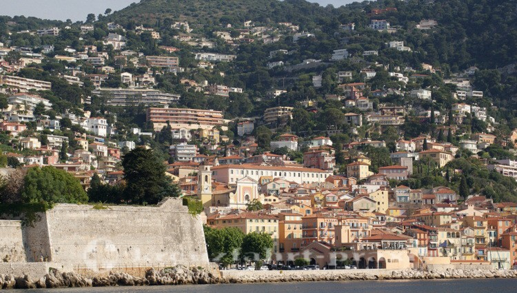 Villefranche-sur-Mer - Panorama