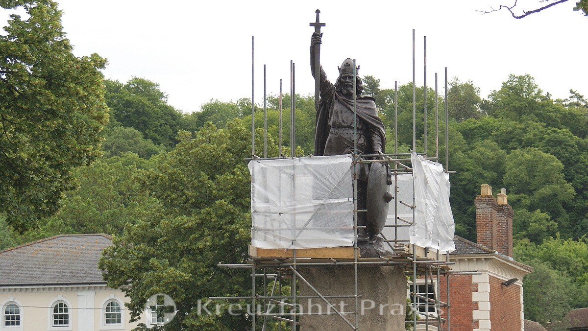 King Alfred the Great Memorial