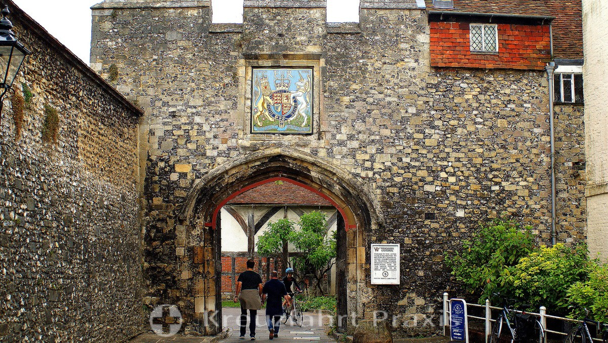 Winchester - East Gate