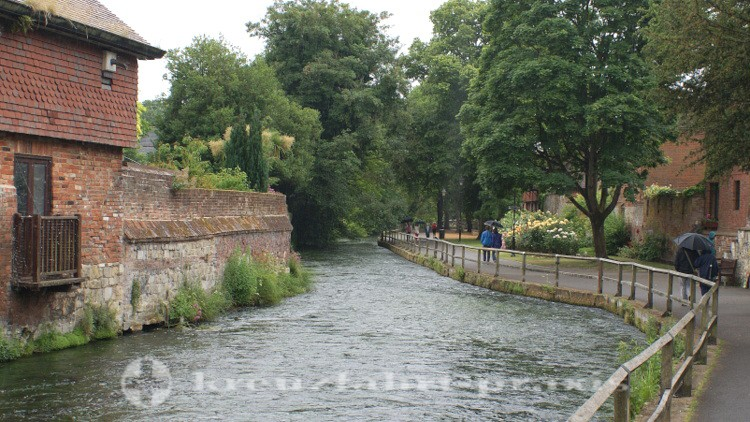 Winchester - Itchen River