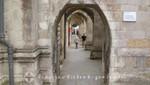 Winchester - Kathedrale - Seitenschiff