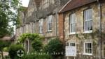 Winchester - Kathedrale  - Verwaltungsgebäude