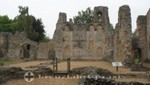Winchester - Ruinen von Wolvesey Castle