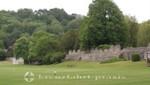 Winchester - Wolvesey Castle - Reste der Stadtmauer