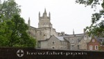 Winchester College - Turm mit Kapelle
