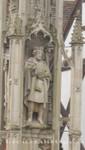 Winchester - Buttercross - König Alfred