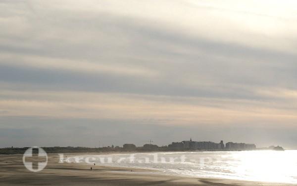 Strand vor Blankenberge