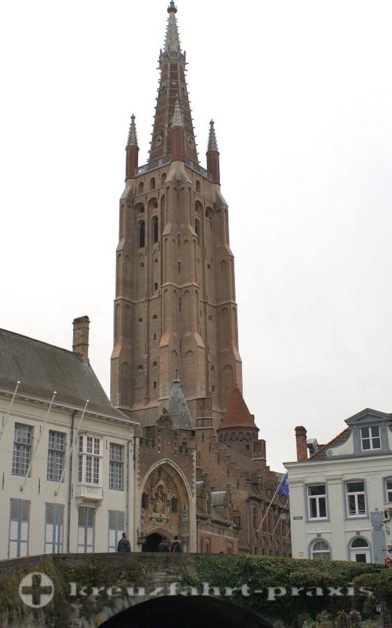Brügges Liebfrauenkirche